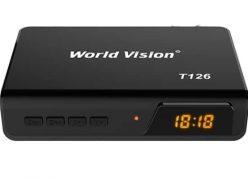 Прошивка для World Vision T126