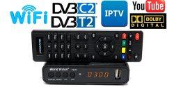 T2 ресивер с IPTV