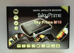 Прошивка для ресивера Skyprime M10