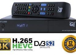 Прошивка для GI ET 1100 4K UHDTV